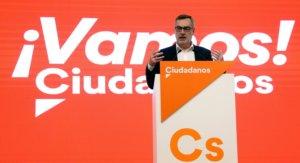 Ισπανία: Οι Ciudadanos ρίχνουν πόρτα στο ακροδεξιό Vox