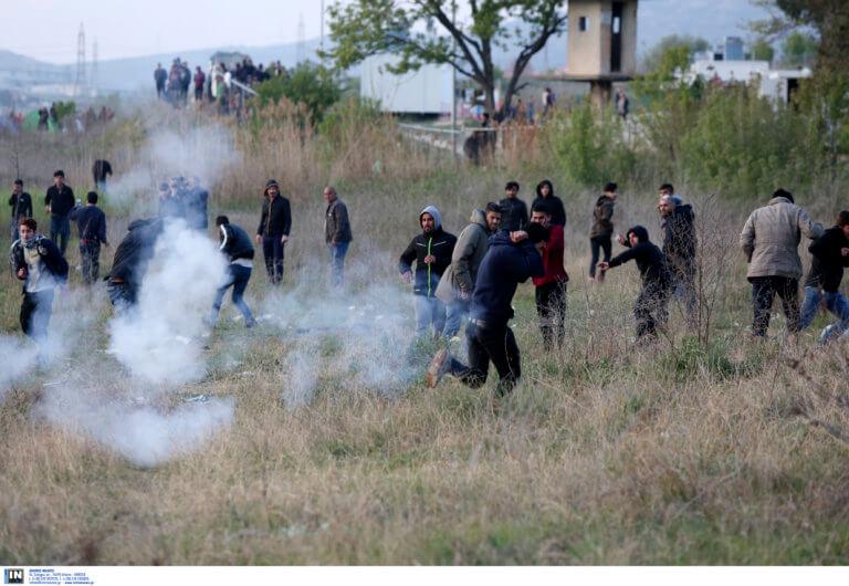 Δύο τραυματίες από επεισόδιο με μετανάστες στα Διαβατά