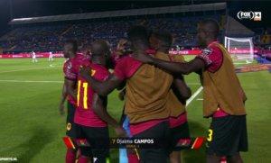 Copa Africa: Βαθμό με Τζάλμα Κάμπος για Ανγκόλα! video