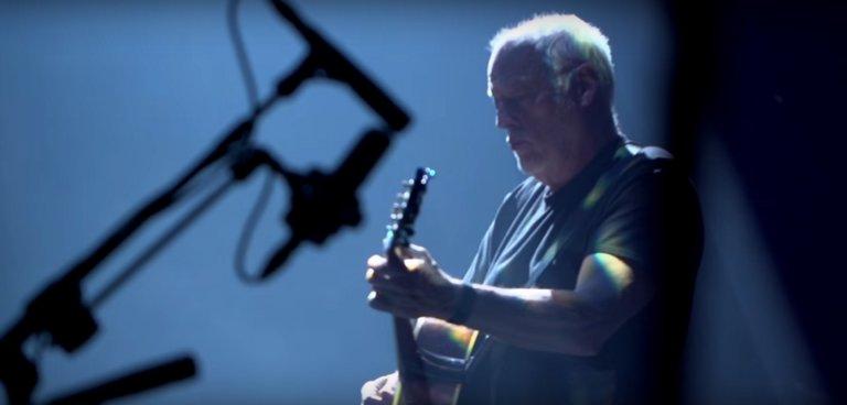 Pink Floyd: «Έβρεξε» ρεκόρ στη δημοπρασία για κιθάρες του Ντέιβιντ Γκίλμορ! Video