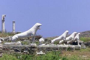 ΕΣΠΑ: Παρεμβάσεις σε Δήλο και Μονή Δαφνίου, μνημεία της UNESCO