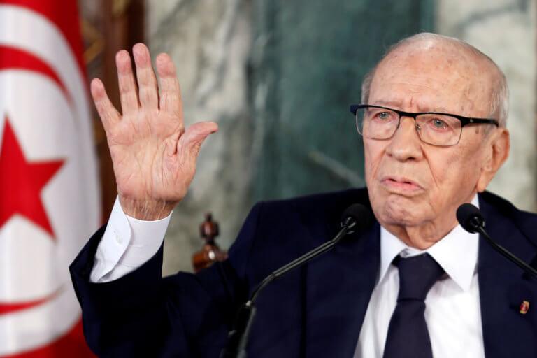 Τυνησία: Βελτιώνεται η υγεία του προέδρου Εσέμπσι