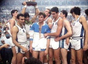 Το πρώτο ελληνικό αθλητικό ΕΠΟΣ! 101-103 και η Ελλάδα πρωταθλήτρια Ευρώπης
