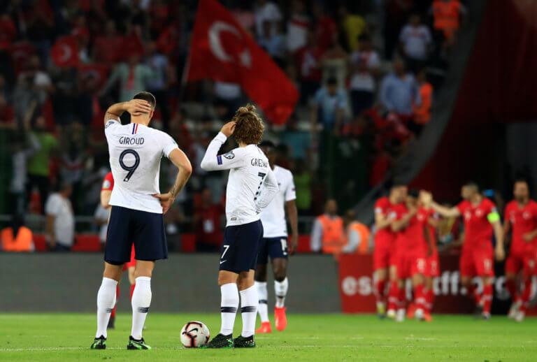 Προκριματικά Euro 2020: Η Τουρκία «σόκαρε» την Γαλλία! video