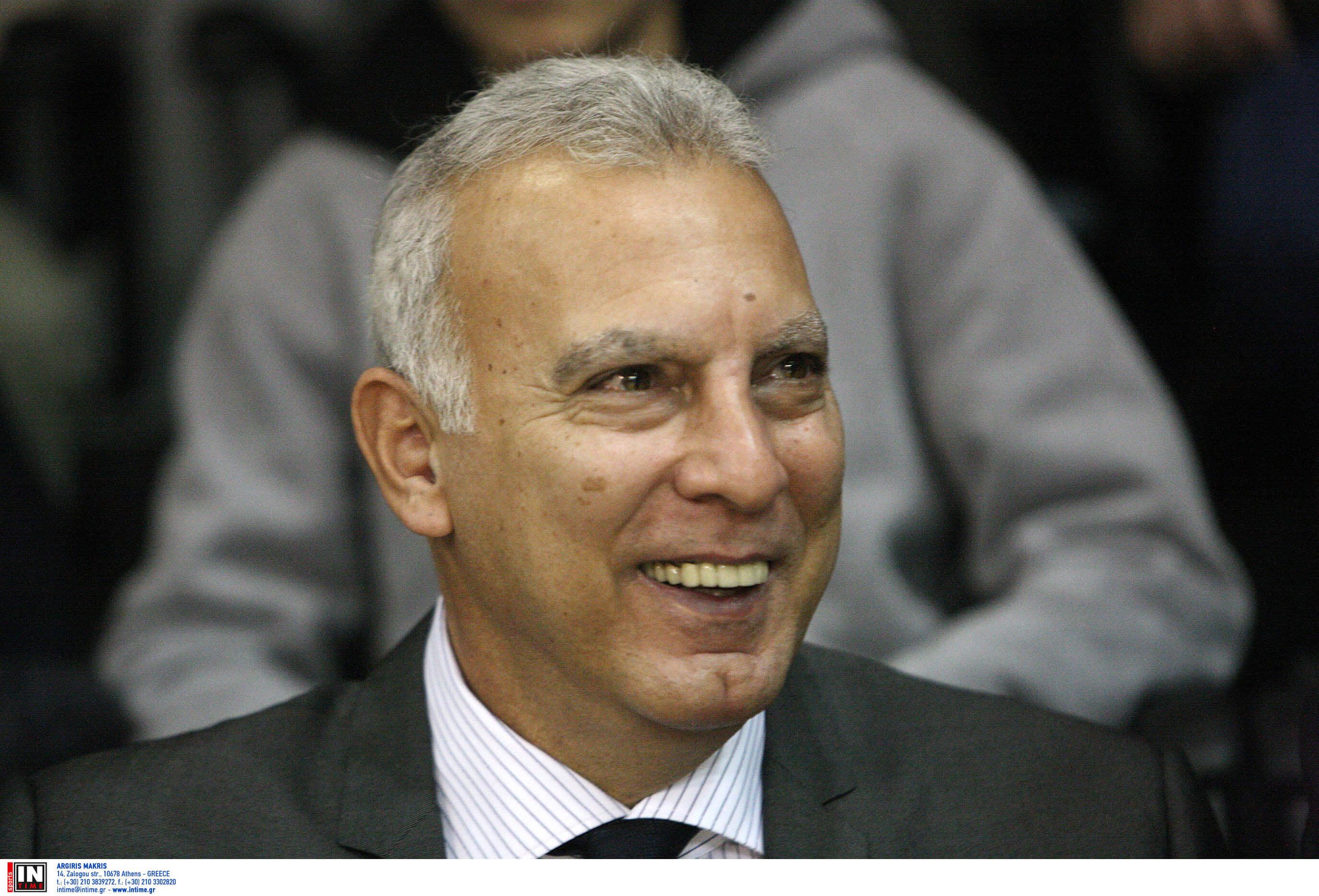 """Γκάλης: """"Το ελληνικό μπάσκετ θα πάει πιο πάνω με άτομα που το αγαπούν"""""""