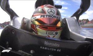 F1: Ακάθεκτος ο Χάμιλτον! Πάλι το 1-2 η Mercedes