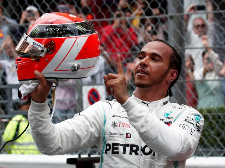 Formula 1: Ο Χάμιλτον «έπιασε» τον Σουμάχερ!