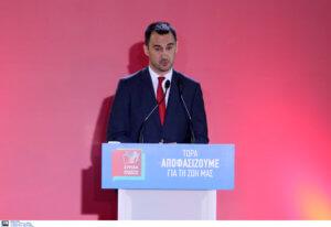 Εκλογές 2019: Ο Αλέξης Χαρίτσης ανακοίνωσε την υποψηφιότητά του στη Μεσσηνία