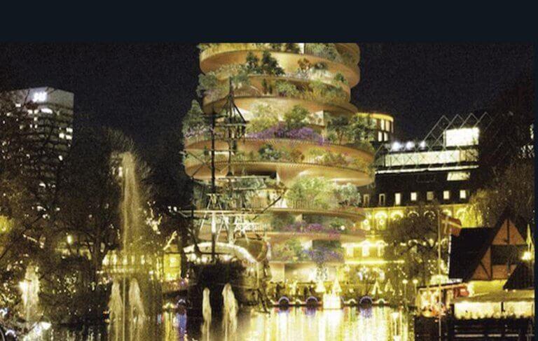 Παραμυθένιο ξενοδοχείο Χανς Κρίστιαν Άντερσεν, στην Κοπεγχάγη!