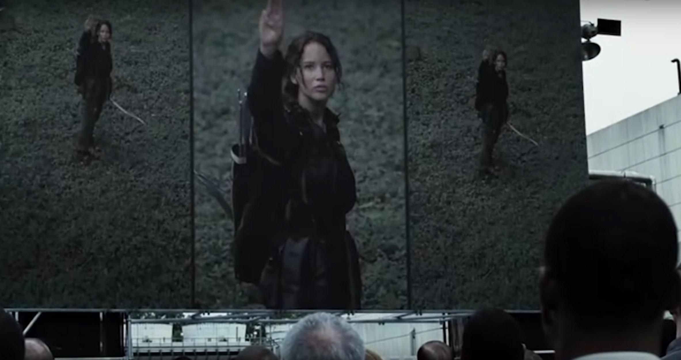 """ΗΠΑ: Έρχονται νέο βιβλίο και νέα ταινία """"Hunger Games""""! video"""