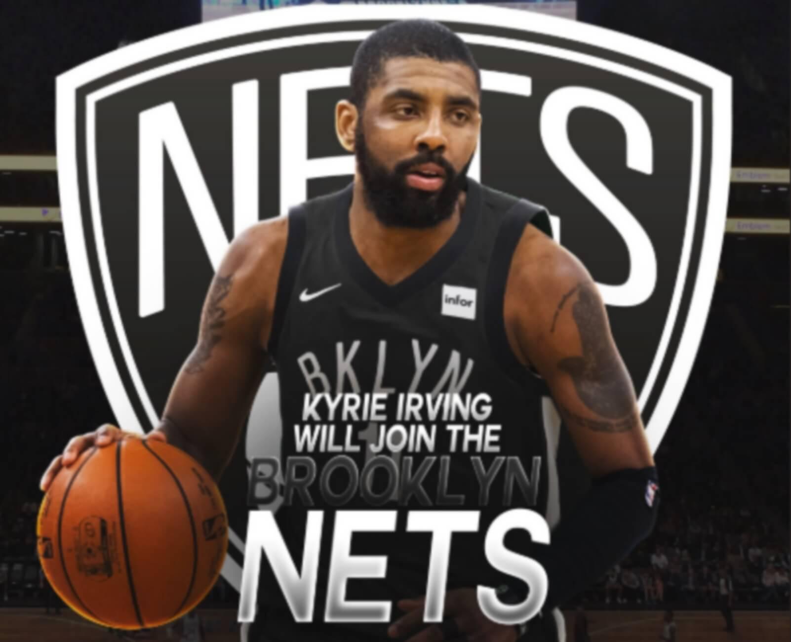 NBA: Στους Μπρούκλιν Νετς ο Ίρβινγκ!
