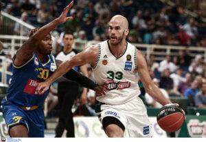 Παναθηναϊκός – Καλάθης: 4ος σε ασίστ στην Basket League