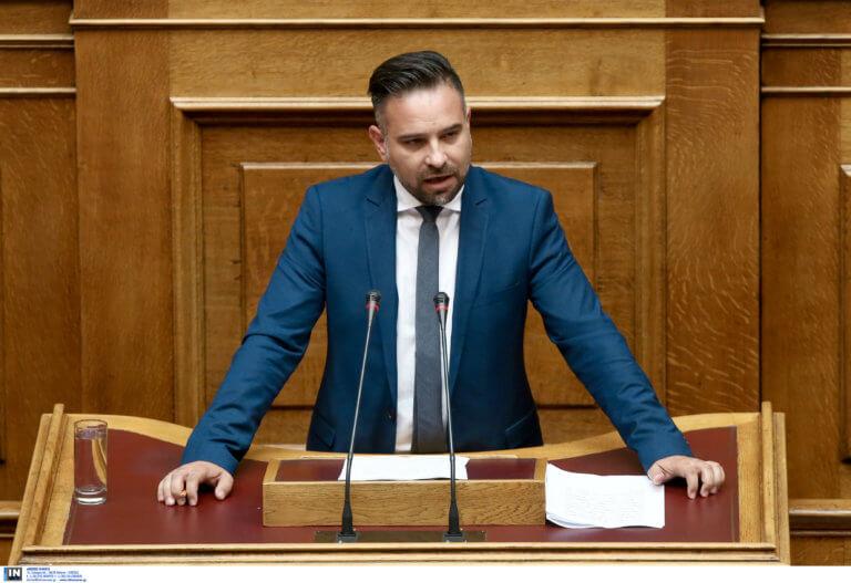 Τροχαίο για τον βουλευτή Γιώργο Κατσιαντώνη [pics]