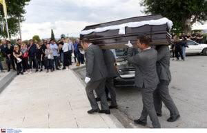 Είπαν το τελευταίο «αντίο» στον Γιώργο Ξενίδη – pics