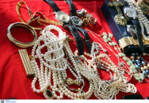 Σέρρες: Χρυσή λεία! Έκλεψαν κοσμήματα αξίας 16.000 ευρώ