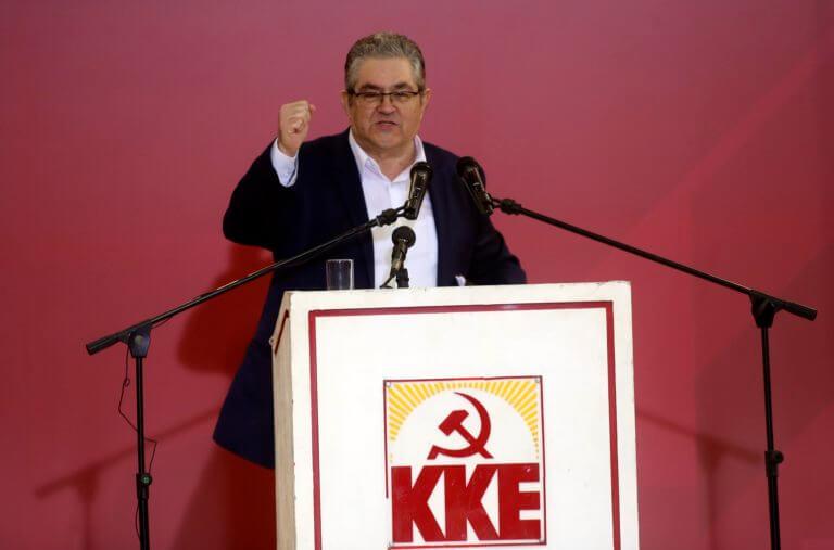 Εκλογές 2019 – Κουτσούμπας: Στις 7 του Ιούλη για ένα πολύ πιο ισχυρό ΚΚΕ