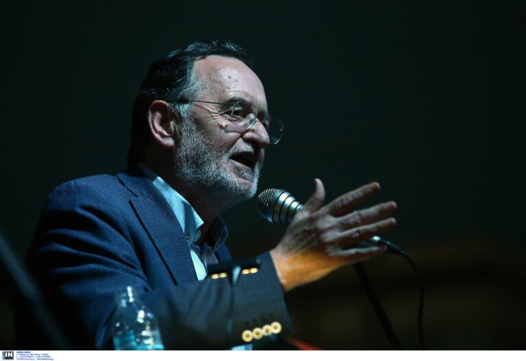Παραιτήθηκε ο Λαφαζάνης από την ηγεσία της ΛΑΕ