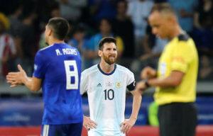 Copa America: Ορατός ο αποκλεισμός για Αργεντινή! Σκόραρε ο Μέσι – video