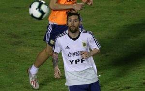 Η πρώτη παράσταση του Μέσι στο Copa America