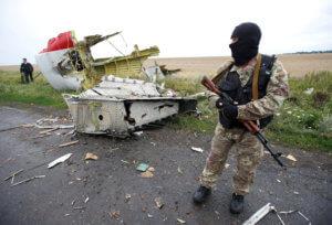 MH17: Απαγγέλθηκαν κατηγορίες σε τρεις Ρώσους και έναν Ουκρανό
