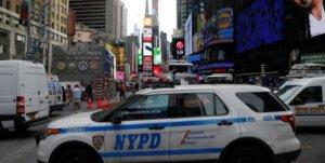 Επίθεση αυτοκτονίας στην Times Square – Τον πρόλαβαν τελευταία στιγμή!