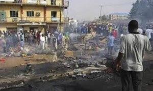 Νιγηρία: Απίστευτη σφαγή σε τρεις επιθέσεις αυτοκτονίας – Τα θύματα έβλεπαν ποδόσφαιρο!