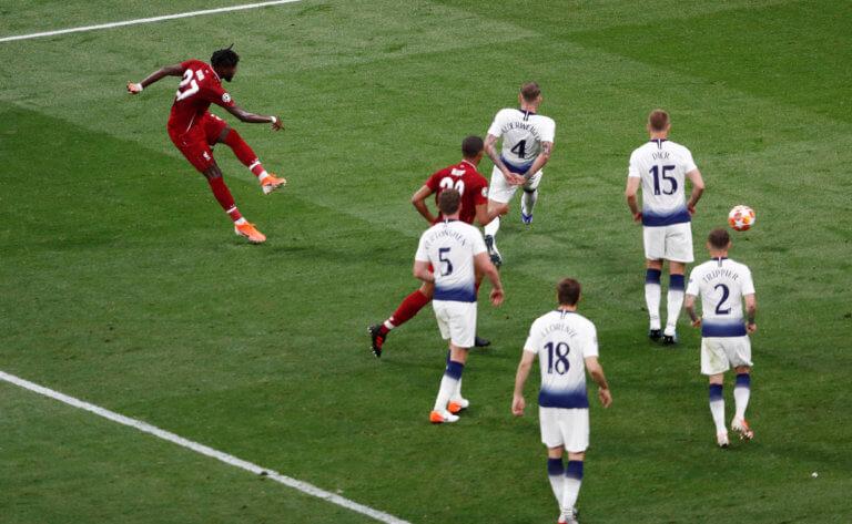 Τότεναμ – Λίβερπουλ: Το γκολ που «σφράγισε» το Champions League των «ρεντς»