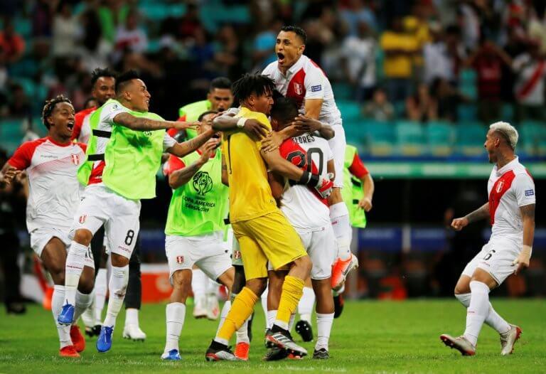 Copa America: «Μπαμ» από Περού! Απέκλεισε την Ουρουγουάη
