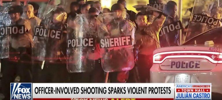 Μέμφις: Άγριες συγκρούσεις μετά τον θάνατο 20χρονου Αφροαμερικανού από αστυνομικούς!