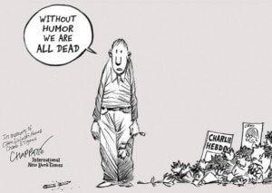 New York Times: Καταργεί τα πολιτικά σκίτσα και στις διεθνείς της εκδόσεις!