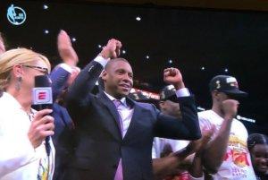 "NBA: Μπλεξίματα για τον πρόεδρο των Ράπτορς! ""Επιτέθηκε σε αστυνομικό"" – video"