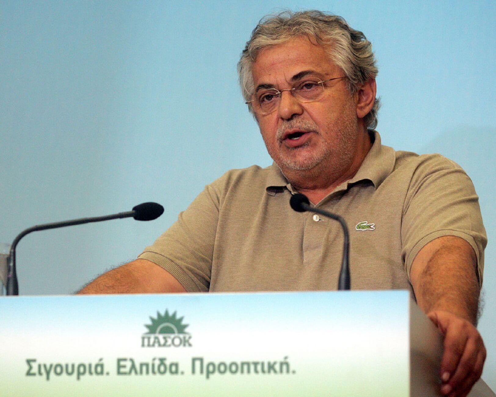 Ροβέρτος Σπυρόπουλος: Το «αντίο» του Γιώργου Παπανδρέου