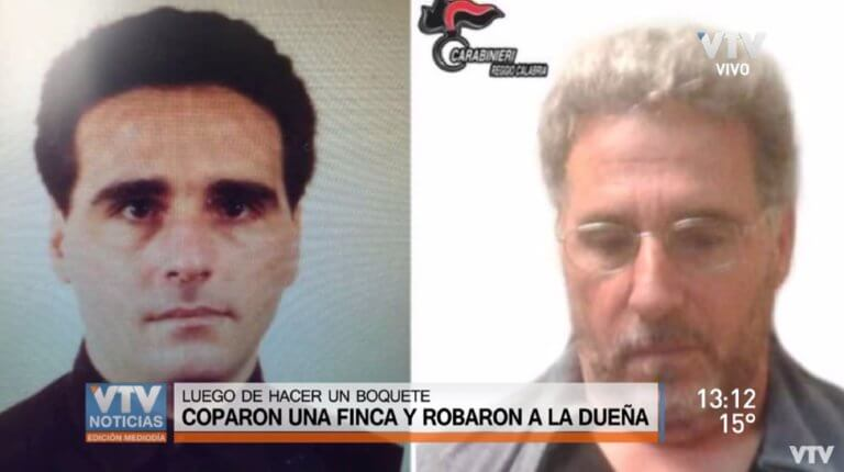 """Ο """"βασιλιάς της κοκαΐνης"""" στην Ιταλία απέδρασε από τις φυλακές της Ουρουγουάης"""