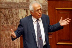 Εκλογές 2019: Ορκίζεται ο υπηρεσιακός υπουργός Εσωτερικών Αντώνης Ρουπακιώτης