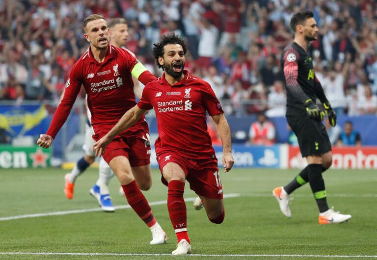 Τελικός Champions League: Τα highlights του Τότεναμ – Λίβερπουλ