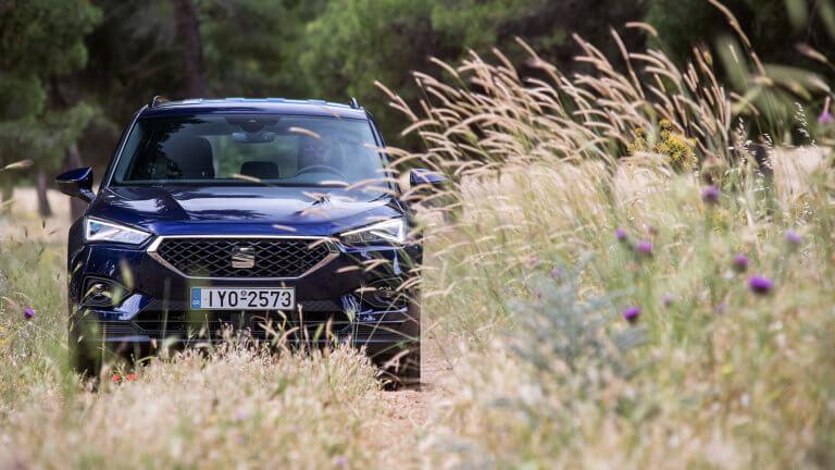 Δοκιμάζουμε το SEAT Tarraco, το νέο μεγάλο SUV των Ισπανών [pics]