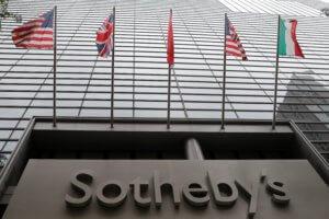 Πωλήθηκε ο οίκος δημοπρασιών Sotheby's!