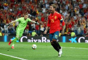 """Προκριματικά Euro 2020: Η Ισπανία """"λύγισε"""" τον εκπληκτικό Όλσεν"""