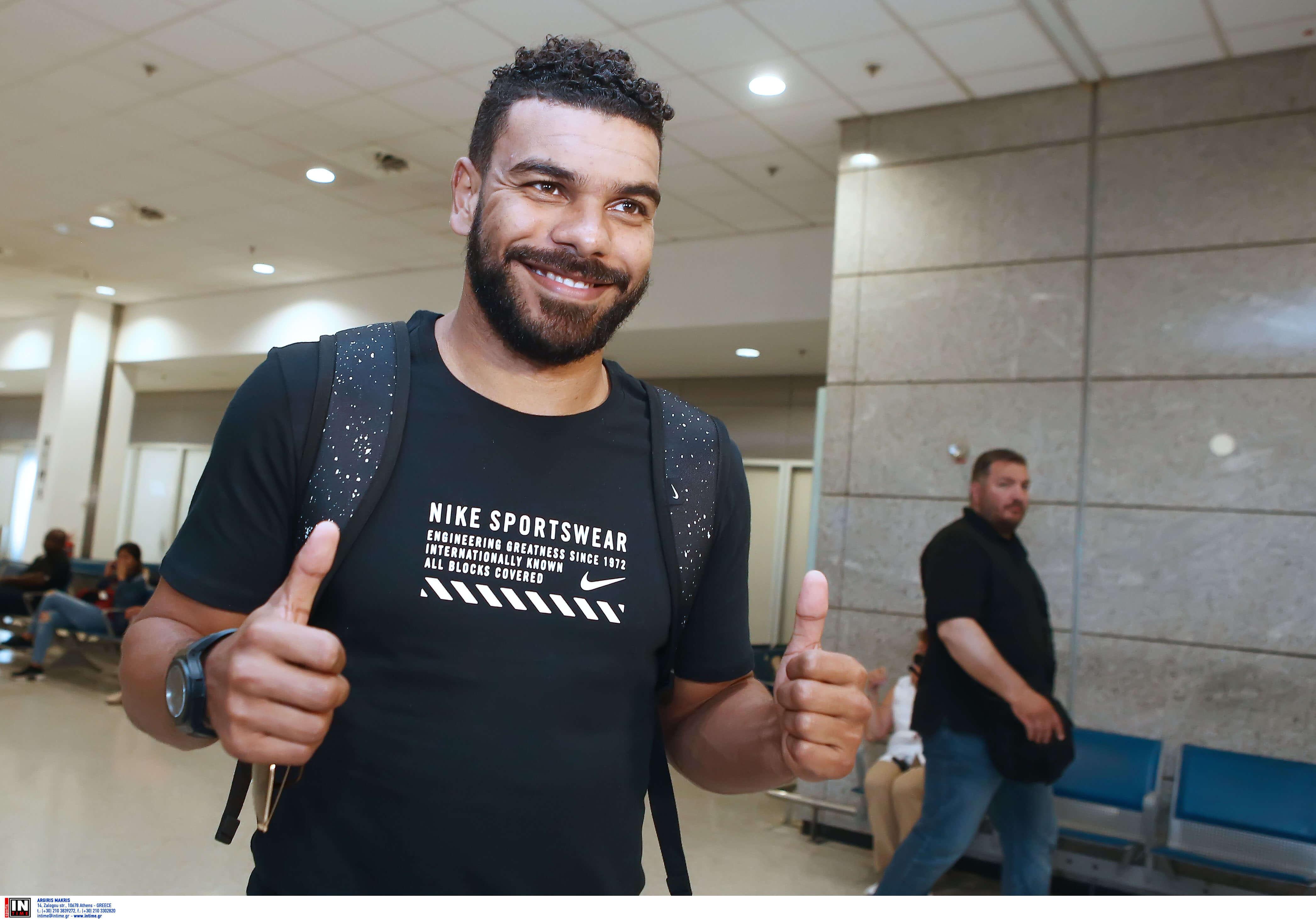 Ολυμπιακός: Στην Αθήνα ο Σουντανί! Υπογράφει στους Πειραιώτες [pics]