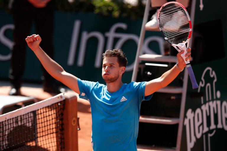 Roland Garros: Ο Τιμ απέκλεισε τον Τζόκοβιτς μετά από «μαραθώνιο» ημιτελικό!