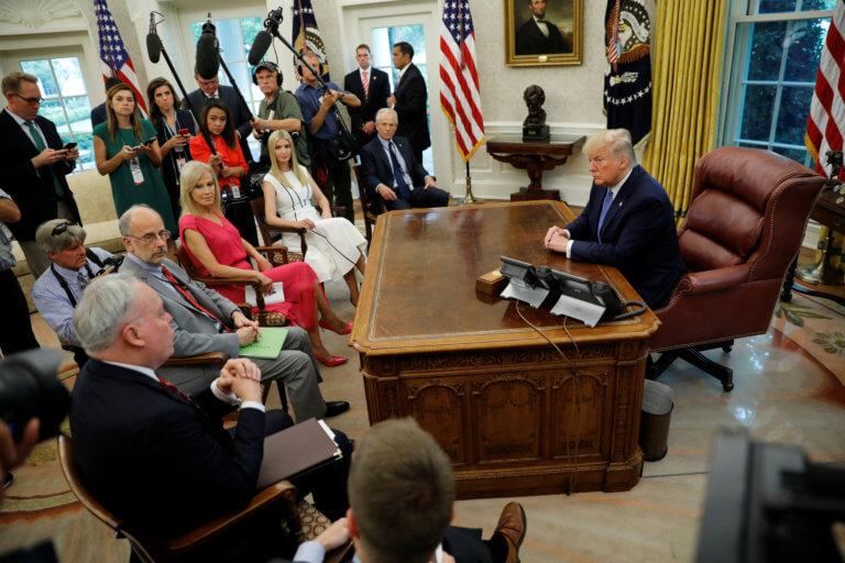 Τραμπ: Δεν θέλω πόλεμο με το Ιράν, αλλά αν γίνει θα είναι σύντομος