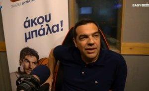 """Τσίπρας: """"Έτοιμο project ο Βοτανικός! Ο Αλαφούζος δεν ενδιαφέρεται για τον Παναθηναϊκό"""""""