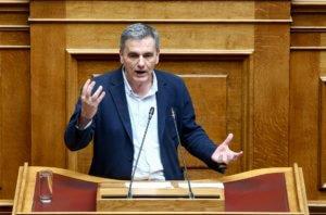Τσακαλώτος: Ο ΣΥΡΙΖΑ υπέβαλλε στην Κομισιόν το σχέδιο για την προστασία της α' κατοικίας