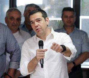 Εκλογές 2019 – Τσίπρας: Ο Μητσοτάκης συμβολίζει την Ελλάδα της φοροδιαφυγής και της ασυδοσίας!