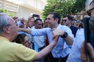 Εκλογές 2019 – Τσίπρας από Χάλκη: Τέλος ο ΕΝΦΙΑ για νησιά κάτω των 1.000 κατοίκων
