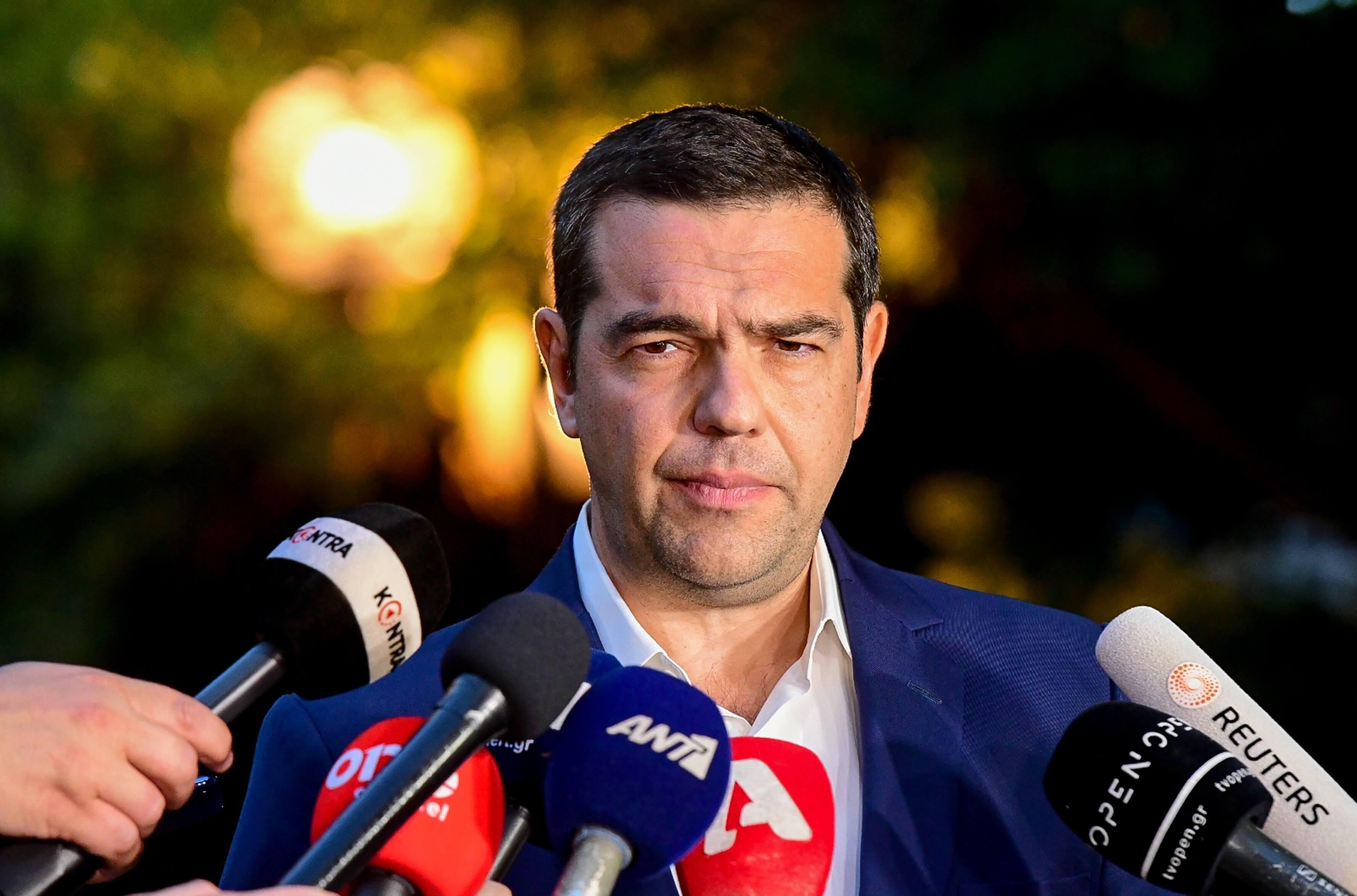 Τσίπρας: Το διπλό μήνυμα σε Έλληνες και Ερντογάν που σφίγγει τον κλοιό στην κυπριακή ΑΟΖ!