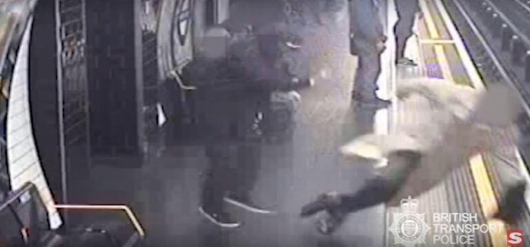 Λονδίνο: Ισόβια στον 47χρονο που έσπρωξε ηλικιωμένο στις γραμμές του Μετρό! Video