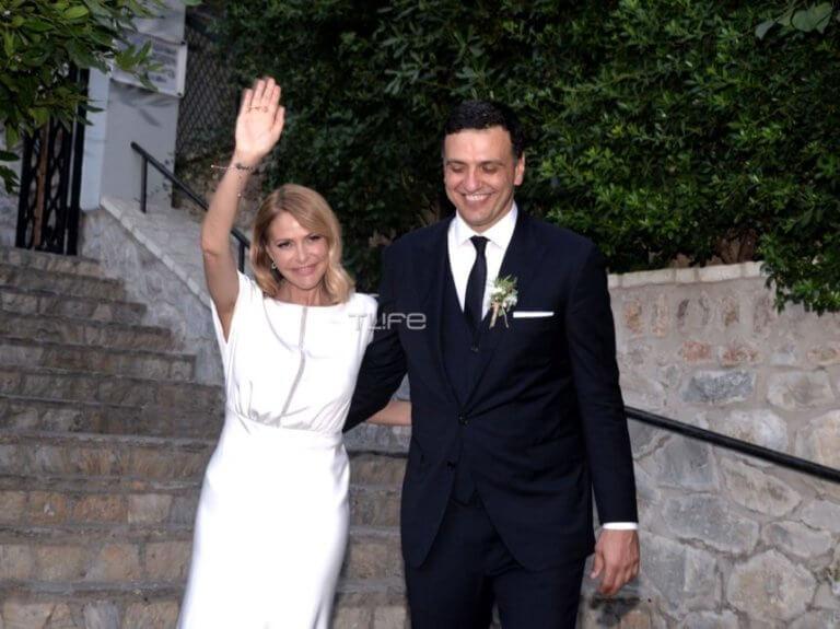 Μπαλατσινού – Κικίλιας: 10 φωτογραφίες που δεν είδατε από τον παραμυθένιο γάμο τους!