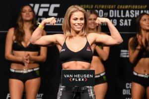 Μαχήτρια του UFC έσπασε το χέρι της και πόσταρε φωτογραφίες από το χειρουργείο!