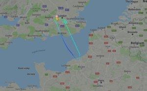 Συναγερμός! Αναγκαστική προσγείωση της Aegean στο αεροδρόμιο του Χίθροου!